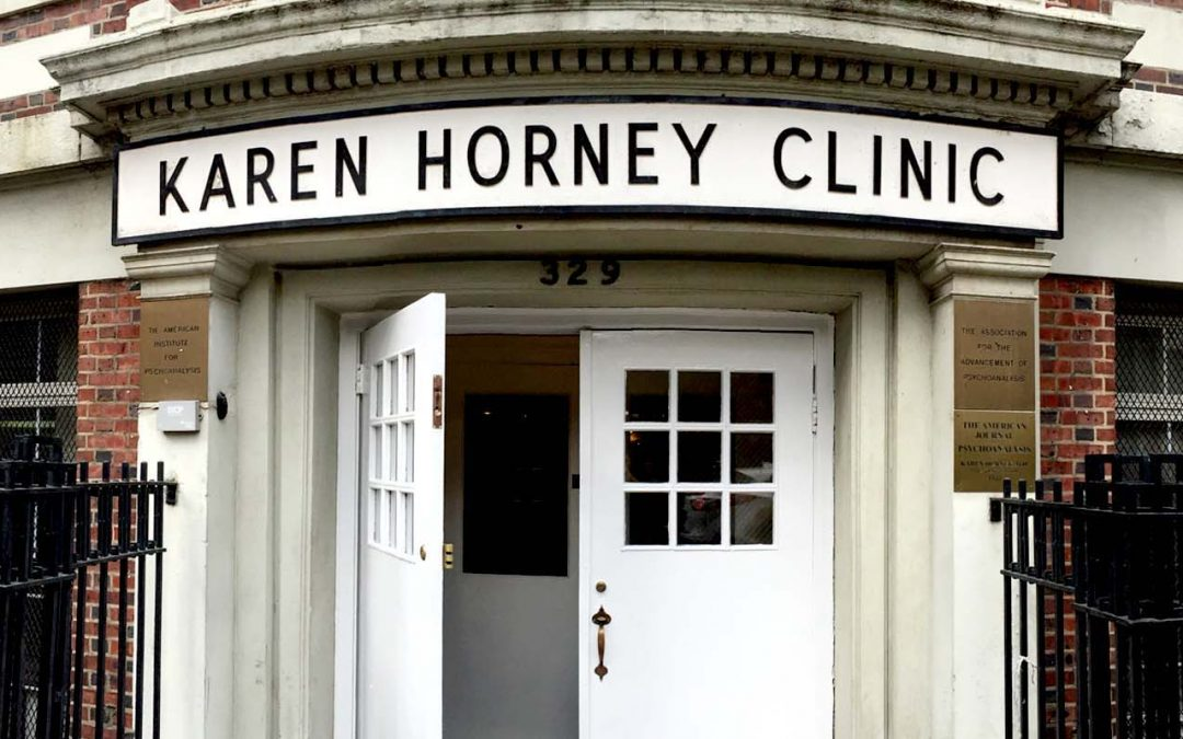 WELCOME TO THE KAREN HORNEY CLINIC
